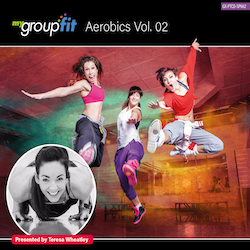 Aerobics Vol. 02 (Retro Reboot) by Teresa Wheatley