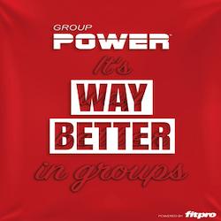 GROUP POWER APR 20
