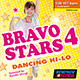 Bravo Stars 4 Dancing Hi Lo