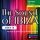 The Sound of Ibiza 2013