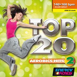 TOP 20 Aerobics Hits 2   Music CDs & Downloads   MyGroupFit