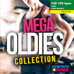 Mega Oldies Collection | Music CDs & Downloads | MyGroupFit