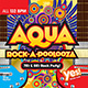 Aqua Rock-a-Poolooza