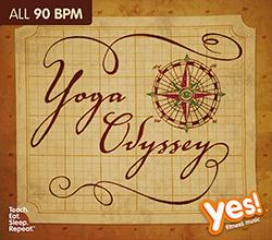 YOGA ODYSSEY | Music CDs & Downloads | MyGroupFit