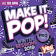 Make It Pop! Pro Winter Sessions 2019 (Assigned as TribeLIFE Season 4 2019)