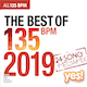 The Best Of 135 BPM 2019